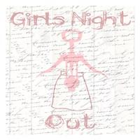Girls Night Out Fine-Art Print