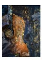 Guitar Lights Fine-Art Print