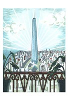 New York View 2 Fine-Art Print