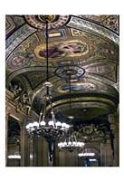 Chandelier Opera Fine-Art Print