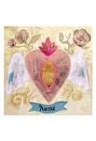 Home Heart Fine-Art Print