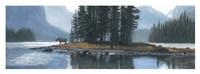 Spirit Island Moose Fine-Art Print