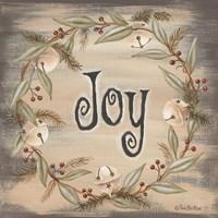 Jingle Joy Wreath Fine-Art Print