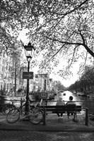 Amsterdam Life Fine-Art Print