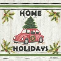 VW Holiday Fine-Art Print