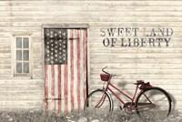 Sweet Land of Liberty Fine-Art Print