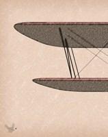 Airplane Panorama 1 Fine-Art Print