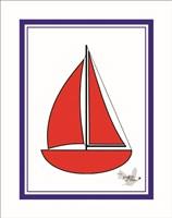 Nautical Stripes 2 Fine-Art Print