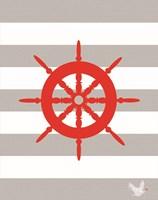 Nautical Stripes 1 Fine-Art Print