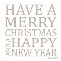 Have a Merry Christmas Fine-Art Print