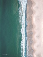 The Sand and the Sea Fine-Art Print