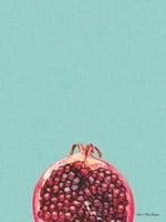 Blue Pomegranate Fine-Art Print