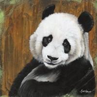 Panda Smile Fine-Art Print
