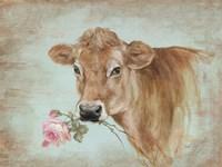 Miss Moo Fine-Art Print