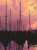Harbor Glow Fine-Art Print
