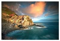 Cinque Terre, Italia Fine-Art Print