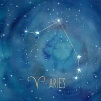Star Sign Aries Fine-Art Print
