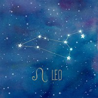 Star Sign Leo Fine-Art Print