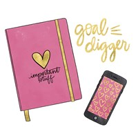 Goal Digger IV Goal Fine-Art Print