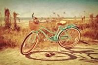 Sanibel Bike Fine-Art Print