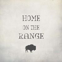 Home on the Range Fine-Art Print