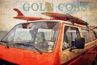 Gold Coast Surf Bus Fine-Art Print