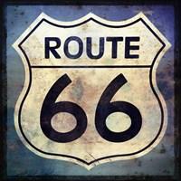 Route 66 Sign Fine-Art Print
