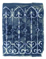 Wrought Iron Cyanotype IV Fine-Art Print