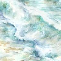 Ocean Waves I Fine-Art Print