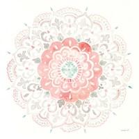 Mandala Delight IV Framed Print
