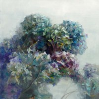 Abstract Hydrangea Fine-Art Print