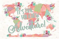 Floral Aspect II Color Fine-Art Print