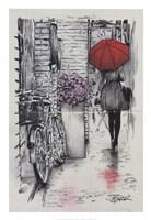 Amsterdam Walk Fine-Art Print