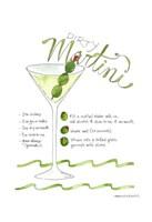 Dirty Martini Fine-Art Print
