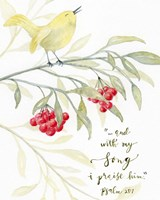 Song Of Praise Fine-Art Print
