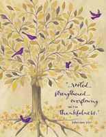 Rooted In Thankfulness Fine-Art Print