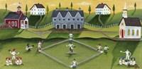 Baseball Games Fine-Art Print