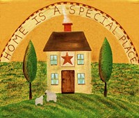 Home Is A Special Place Fine-Art Print