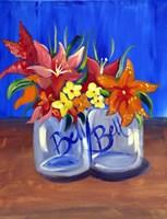 Fall Jars Fine-Art Print