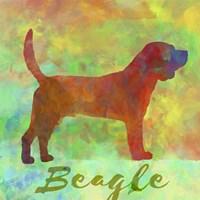 Beagle Dog Fine-Art Print