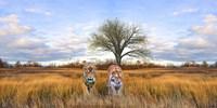 Wild Cats Fine-Art Print