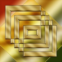 Brass Design 4 Fine-Art Print