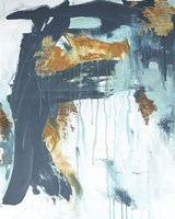 Gilded Abstract Fine-Art Print