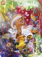 Aquarius Coming Fine-Art Print