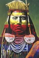 Indian Chief Fine-Art Print