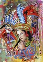 Mardi Gras Fine-Art Print