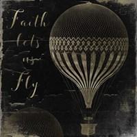 Gods Balloons II Fine-Art Print