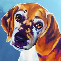 Beagle - BJ Fine-Art Print