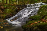 Abbey Pond Cascades Fine-Art Print