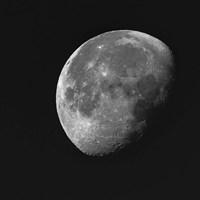 Near Side Of The Moon Fine-Art Print
